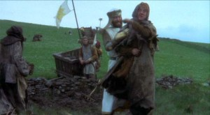 This should be a small photo of Monty Python's Holy Grail.